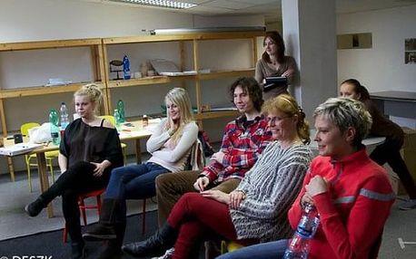 Víkendový herecký workshop v Praze (25.5. - 26.5. 2019)