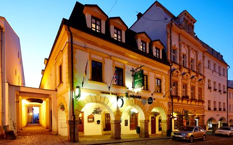 Trutnov: Hotel Nelly Kellys