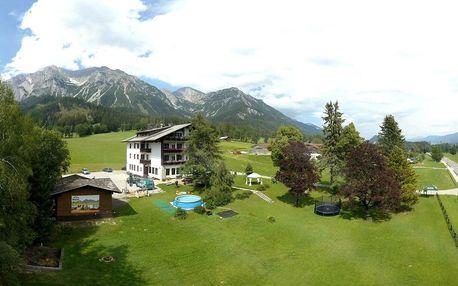 Rakousko: Hotel Stierer