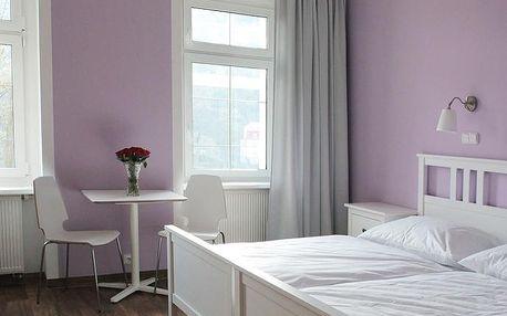 Lázeňské město Jáchymov: Hotel Orix