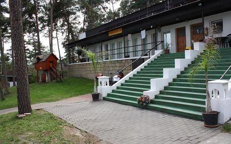 Máchovo jezero: Hotel Na Pláži