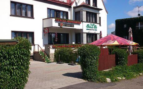 Trutnov: Hotel Alfa