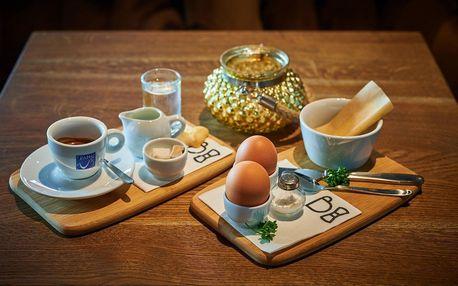 35% sleva na veškeré nealkoholické nápoje a jídlo v Café Le Noble