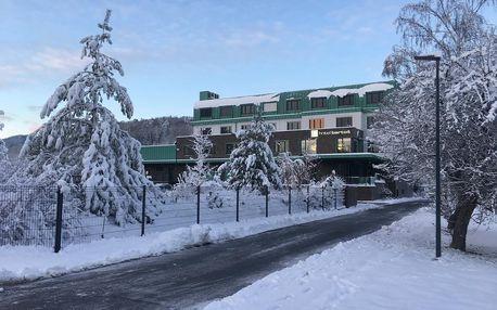 Hotel Bartoš poblíž Stezky Beskydské nebe