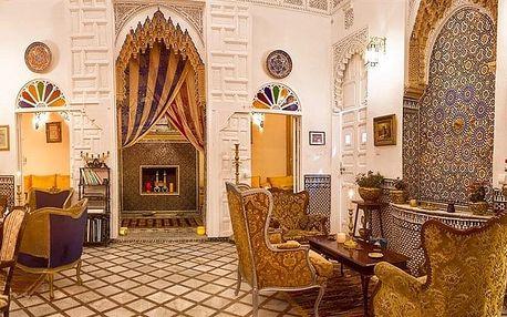 Maroko - Rabat na 8 dní, snídaně s dopravou letecky z Prahy