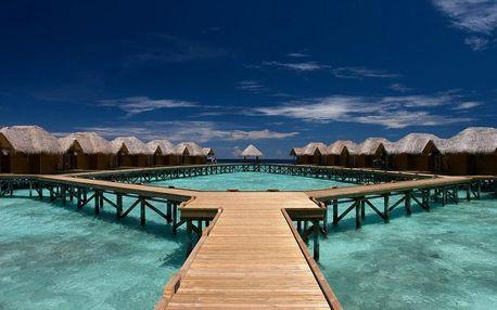 Maledivy - Jižní Atol Male na 9 dní, plná penze nebo polopenze s dopravou letecky z Prahy