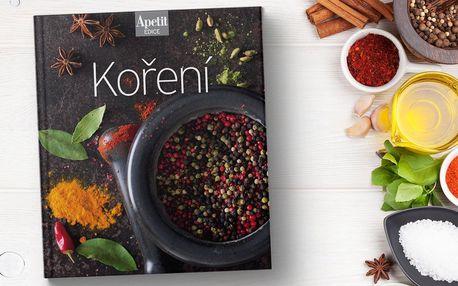 Kuchařka z edice Apetit: Koření – 130 receptů