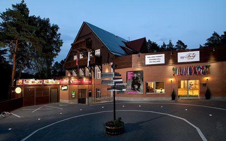 Máchovo jezero: Hotel Berg