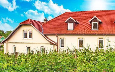 Jižní Morava v hotelu jen 4 km od Znojma s prohlídkou kláštera + snídaně, nebo polopenze