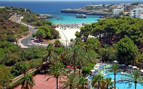 Španělsko, Mallorca, letecky na 8 dní plná penze