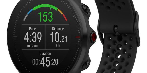 GPS hodinky Polar Vantage M, vel. M/L černé + DOPRAVA ZDARMA2