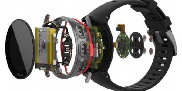 GPS hodinky Polar Vantage M, vel. M/L černé + DOPRAVA ZDARMA4