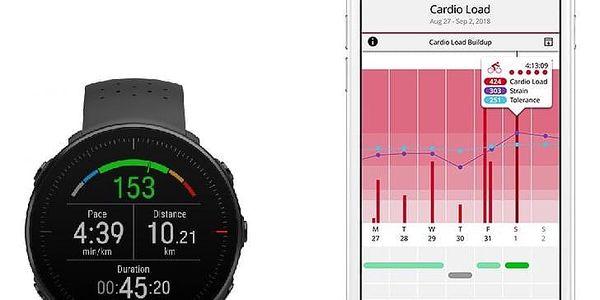 GPS hodinky Polar Vantage M, vel. M/L černé + DOPRAVA ZDARMA5