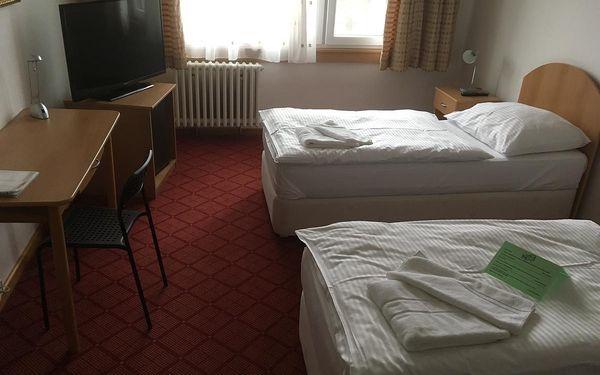 Jednolůžkový pokoj s balkonem5