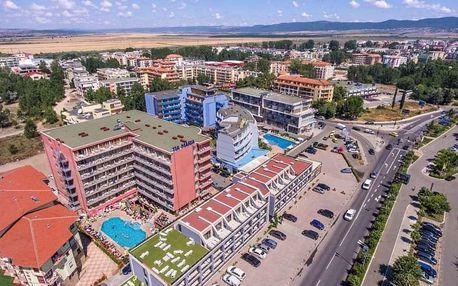 Bulharsko - Slunečné Pobřeží na 8 až 11 dní, polopenze nebo snídaně s dopravou letecky z Prahy