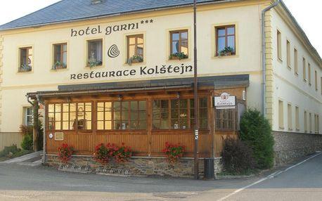 Jeseníky: Hotel Garni Kolštejn
