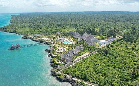 Zanzibar - Smiles Beach na 9 dní, polopenze s dopravou letecky z Prahy