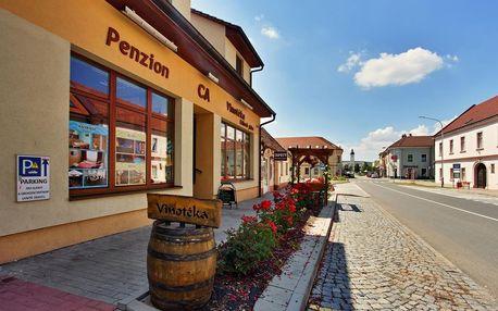 Kyjov: Penzion Régio