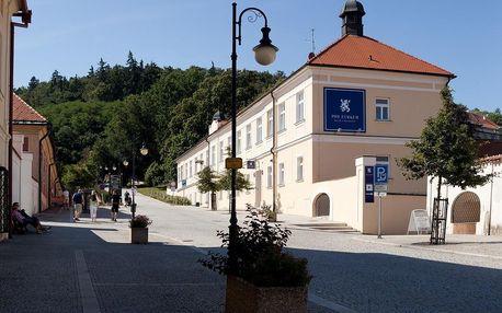 Boskovice: Hotel Pod Zámkem