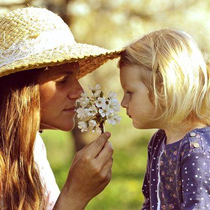 Fotografování pro rodiny, páry i jednotlivce
