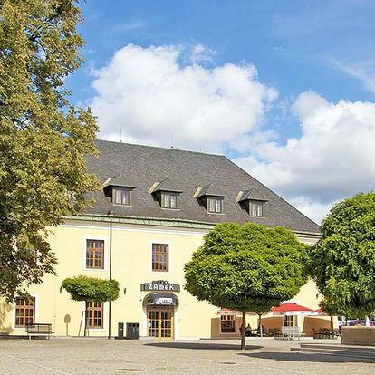 Haná v zámeckém hotelu nedaleko Olomouce s návštěvou Zoo a polopenzí – vhodné i pro rodiny