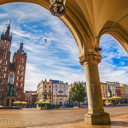 4* hotel Witek u Krakova za vynikající cenu