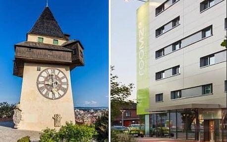 Navštivte rakouský Graz a poznejte jeho krásy s pobytem v příjemném hotelu