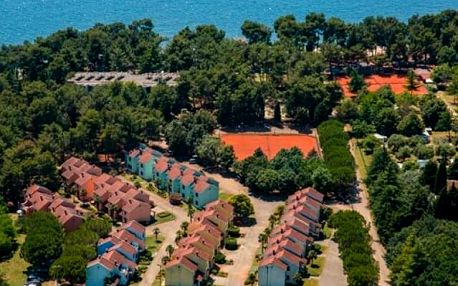 Bungalovy Savudrija, Chorvatsko, Istrie