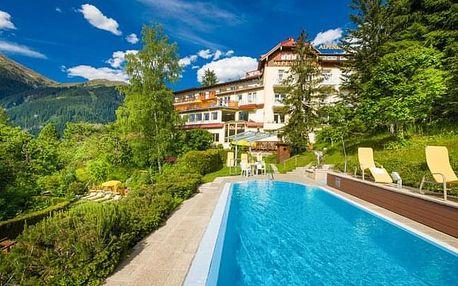 Rakousko v Hotelu Alpenblick *** s polopenzí, termálním bazénem a wellness