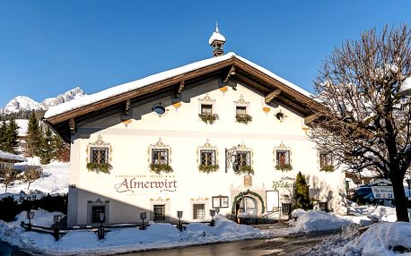 Rakousko: Hotel Almerwirt