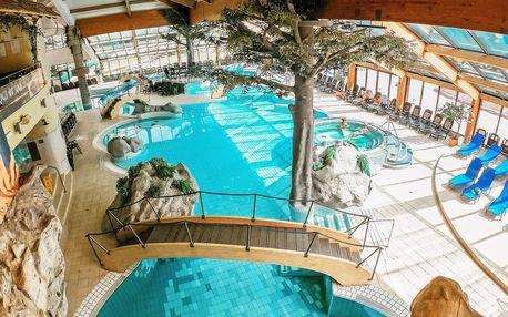 Poprvé u nás: Bohinj Eco Hotel **** s aquaparkem ve Slovinsku