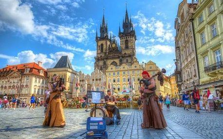 Praha se vstupem do ZOO v hotelu Modrá stodola **** pro rodiny až se 2 dětmi