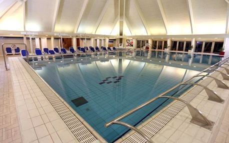 Hevíz, Danubius Health Spa Resort **** s termálními bazény a saunovým světem, Hévíz, Maďarsko
