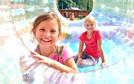 Dětský lanový park: celodenní vstup, mnoho atrakcí