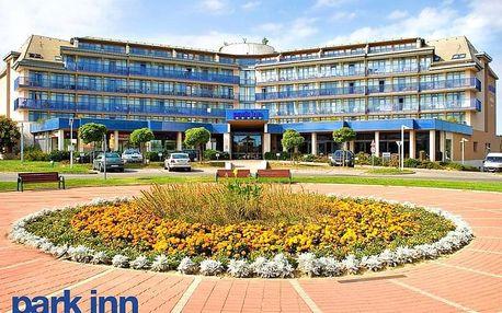 Sárvár ve 4* hotelu Park Inn s neomezeným vstupem do termálů a polopenzí nebo all inclusive – také přes léto