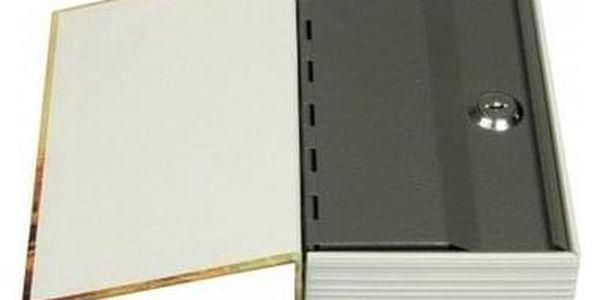 Richter TS0209 Kniha sejf Paris2