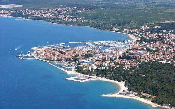 Hotel Kornati, Chorvatsko, Severní Dalmácie, Biograd na Moru, vlastní doprava, polopenze2