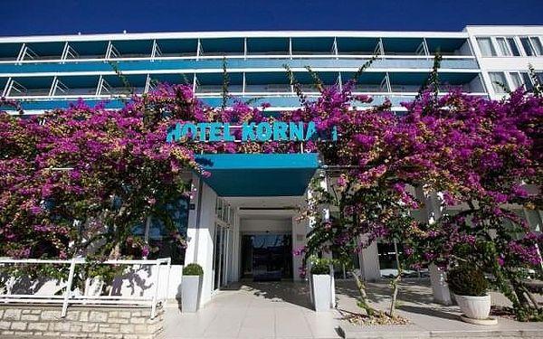 Hotel Kornati, Chorvatsko, Severní Dalmácie, Biograd na Moru, vlastní doprava, polopenze3