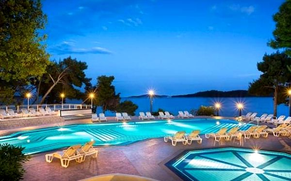 Hotel Aminess Grand Azur, Chorvatsko, Jižní Dalmácie, Orebič, vlastní doprava, all inclusive3