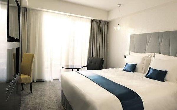 Mind hotel Slovenija, Slovinsko, Dovolená u moře Slovinsko, Portorož, vlastní doprava, snídaně v ceně2