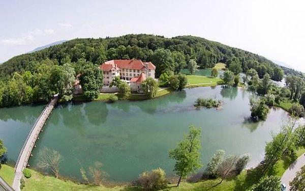 Hotel Castle Otočec, Slovinsko, Otočec, Otočec, vlastní doprava, snídaně v ceně2
