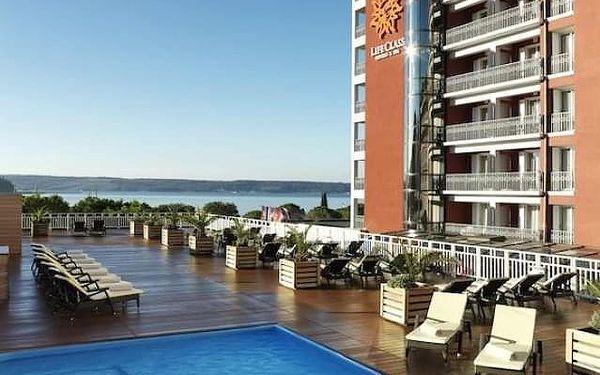 Grand hotel Portorož, Slovinsko, Dovolená u moře Slovinsko, Portorož, vlastní doprava, polopenze3