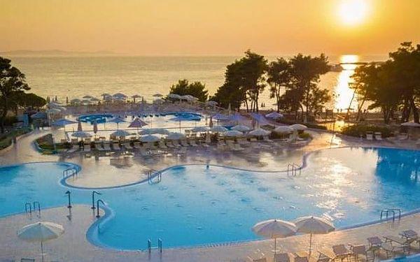Apartmány Holiday Village Zaton 4*, Chorvatsko, Severní Dalmácie, Zaton, vlastní doprava, bez stravy3