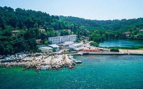 Hotel Barbara Piran Beach and Spa, Slovinsko, Dovolená u moře Slovinsko, Piran, vlastní doprava, snídaně v ceně2