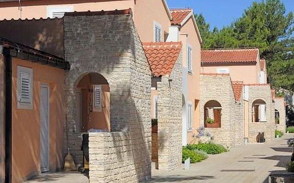 Apartmány Holiday Village Zaton 3*, Chorvatsko, Severní Dalmácie, Zaton, vlastní doprava, bez stravy4