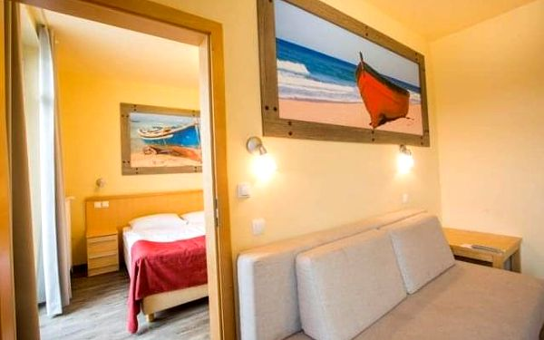 Hotel Barbara Piran Beach and Spa, Slovinsko, Dovolená u moře Slovinsko, Piran, vlastní doprava, snídaně v ceně3
