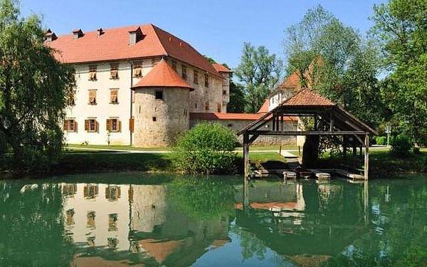 Hotel Castle Otočec, Slovinsko, Otočec, Otočec, vlastní doprava, snídaně v ceně5