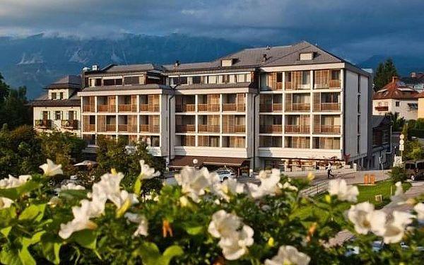 Hotel Lovec, Slovinsko, Hory a jezera Slovinska, Bled, vlastní doprava, snídaně v ceně5