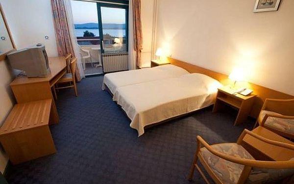 Hotel Alba, Chorvatsko, Severní Dalmácie, Sv. Filip i Jakov, vlastní doprava, polopenze5