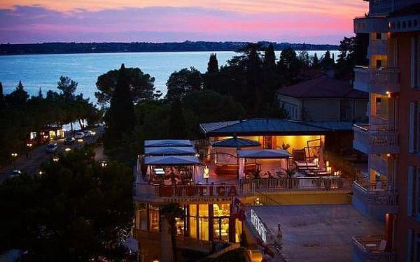 Hotel Riviera, Slovinsko, Dovolená u moře Slovinsko, Portorož, vlastní doprava, polopenze5